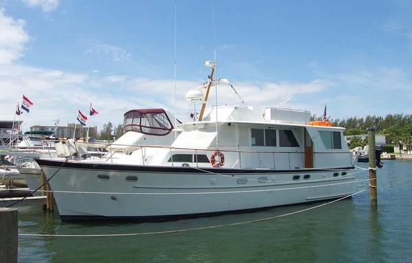 50 39 Hatteras Used Motor Yacht For Sale
