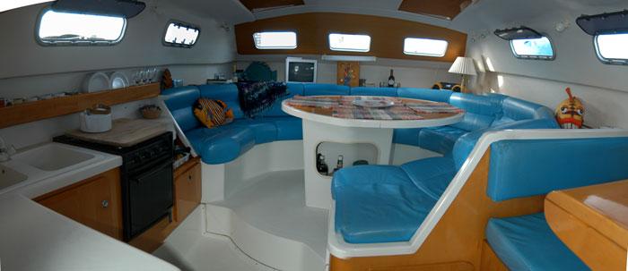 43 Catamaran 1995 Edel For Sale