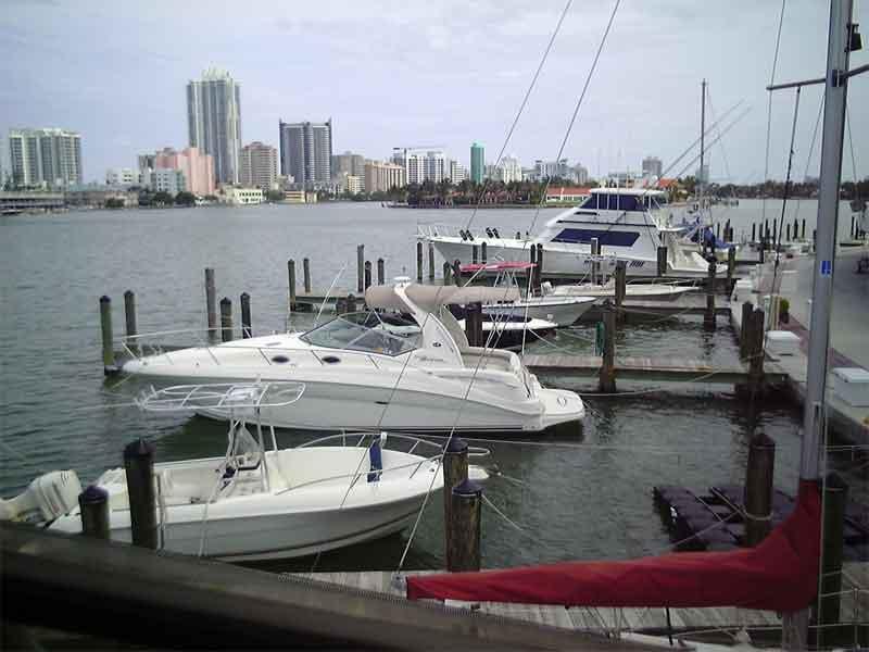 Yachts Miami Beach Parking