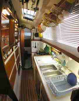 42 Catamran For Sale Solaris Blue Water Cruiser