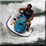 Jet Ski, jetski and waverunner directory - rent a PWC, purchase or repair.