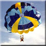 Parasailing directory: Find where to parasail along the US East Coast.
