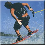 Search our Wakeboarding directory for lakes & rivers to wakeboard on, wakeboarding schools, and wakeboard shops.
