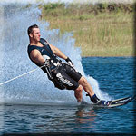 Waterskiing directory of schools and places to ski on the US East Coast.