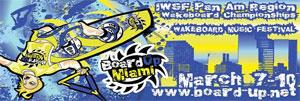'Board Up Miami' Makes Waves at the Marine Stadium
