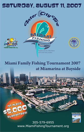 Miami Family Fishing Tournament