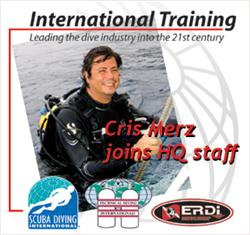 Galapagos Dive Expert Joins International Training