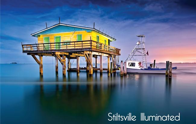 Stiltsville Illuminated Art Event to Shine at Art Basel Miami 2011