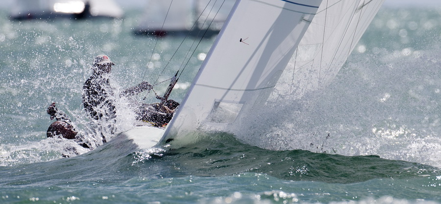 Day Two Racing Blown Out on Biscayne Bay