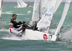 Foreign Teams Make Their Mark on Biscayne Bay