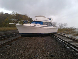 Boat Owners: What to do after Sandy