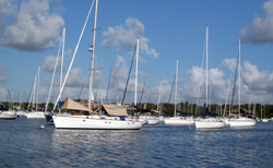 FWC approves ordinance for anchoring/mooring pilot program in Martin County