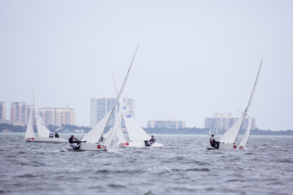 No Shortage of Drama at Bacardi Miami Sailing Week