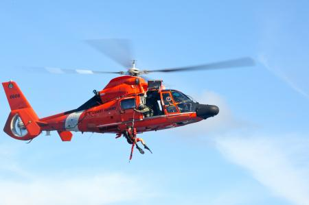 Coast Guard Rescues Injured Diver in Biscayne Bay