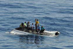 Coast Guard Stresses Dangers of Illegal Martime Migration After Recent Deadly Capsize