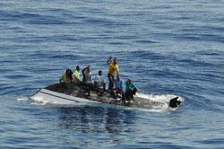 Coast Guard Stresses Dangers of Illegal Martime Migration After Recent Deadly Capsize
