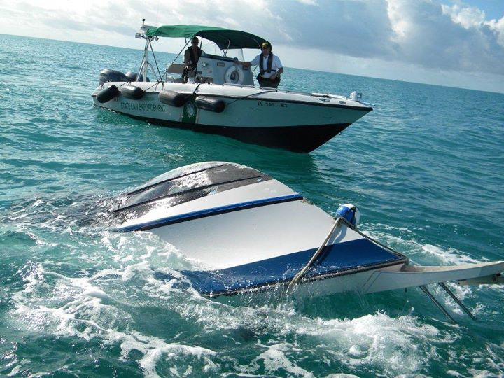 Float Plan Helps Save Four Boaters Near Big Pine Key