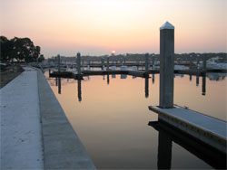 New Marina in Jacksonville Opens